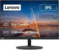 "Монитор 25"" Lenovo ThinkVision T25m-10 (61DCRAT1UA)"