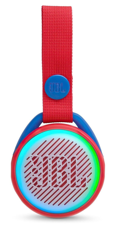 Портативная акустика JBL JR POP Red (JBLJRPOPRED) фото 1