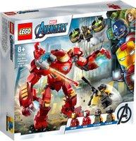 Конструктор LEGO Super Heroes Халкбастер против агента А.И.М. (76164)