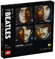 Конструктор LEGO Art Бітлз (31198)