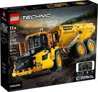 Конструктор LEGO Technic Самосвал Volvo 6х6 (42114)
