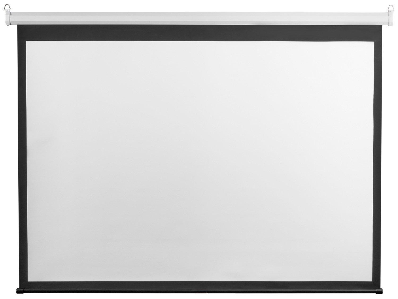 """Екран підвісний моторизований 2E 4: 3 118""""(2.4x1.8 м) фото"""