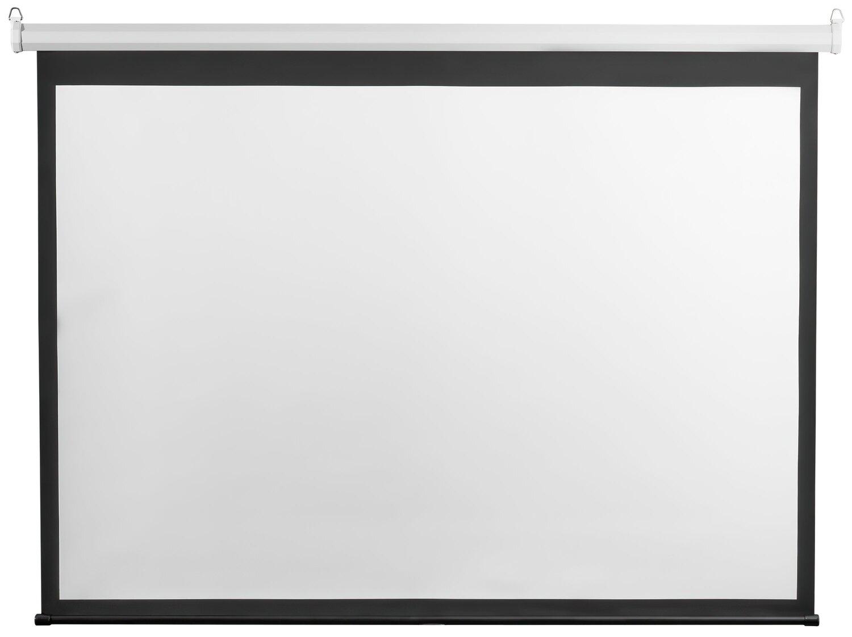 """Экран подвесной моторизированный 2E 4:3 148"""" (3x2.25 м) фото 1"""