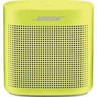 Портативная акустика BOSE SoundLink Color II Yellow Citron (752195-0900)