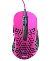 Мышь игровая Xtrfy M4 RGB, Pink