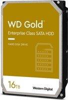 """Жесткий диск внутренний WD 3.5"""" SATA 3.0 16TB 7200 512MB Gold (WD161KRYZ)"""