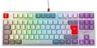 Клавиатура игровая Xtrfy K4 TKL RGB Kailh Red Ukr-Ru, Retro