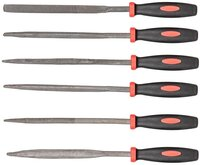 Набор надфилей Top Tools 6 шт