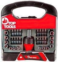 Набор насадок Top Tools с держателем 44 шт