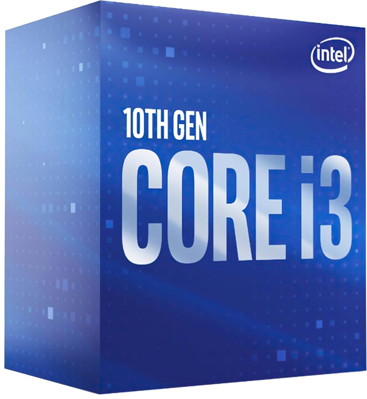 Процесор Intel Core i3-10100 4/8 3.6GHz 6M LGA1200 65W box (BX8070110100)фото1