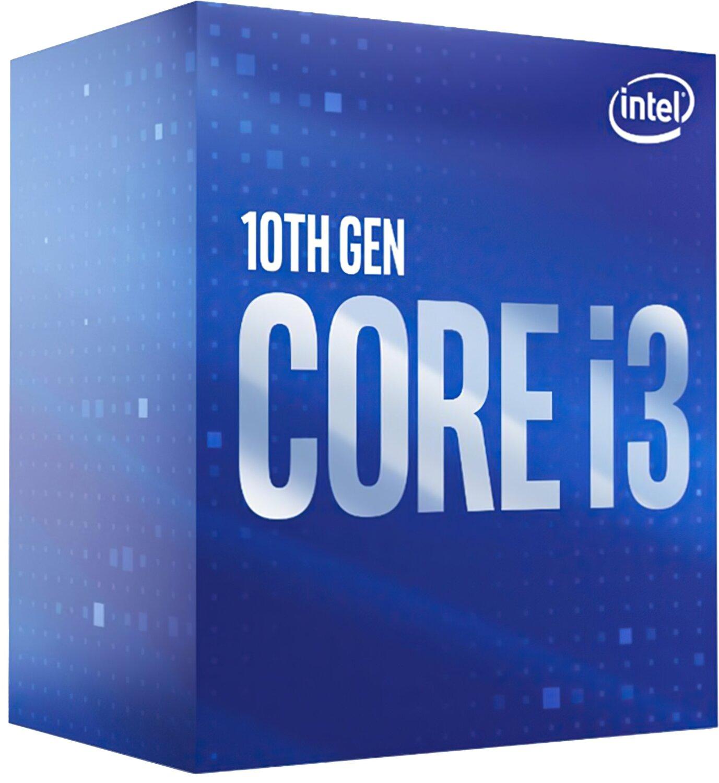 Процесор Intel Core i3-10100 4/8 3.6GHz 6M LGA1200 65W box (BX8070110100)фото