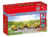 Конструктор fisсhertechnik JUNIOR Easy Starter L (FT-548903)