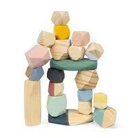 Пирамидка Janod Sweet Cocoon Камни (J04401)