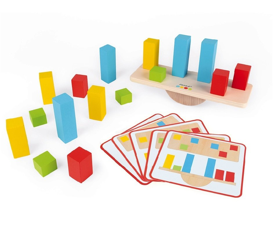 Развивающая игрушка Janod Вага (J05063) фото 1