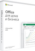 ПО Microsoft Office Home and Business 2019 Ukrainian Medialess P6 (T5D-03369)
