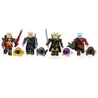 Набор Jazwares Roblox Four Figure Pack Dominus Dudes W7 (ROB0306)