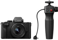 Фотоаппарат PANASONIC DC-G100 + 12-32mm Black + рукоятка-штатив (DC-G100VEE-K)