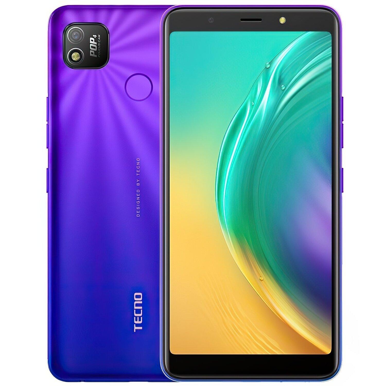 Смартфон TECNO POP 4 (BC2) 2/32Gb DS Dawn Blue фото