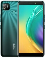 Смартфон TECNO POP 4 (BC2) 2/32Gb DS Ice Lake Green
