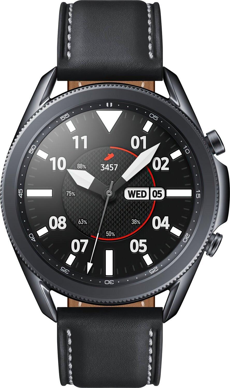 Смарт-часы Samsung Galaxy Watch 3 45mm Black фото