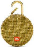 Портативная акустика JBL Clip 3 Mustard Yellow (JBLCLIP3YEL)