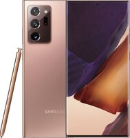 Смартфон Samsung Galaxy Note 20 Ultra 8/256Gb Bronze