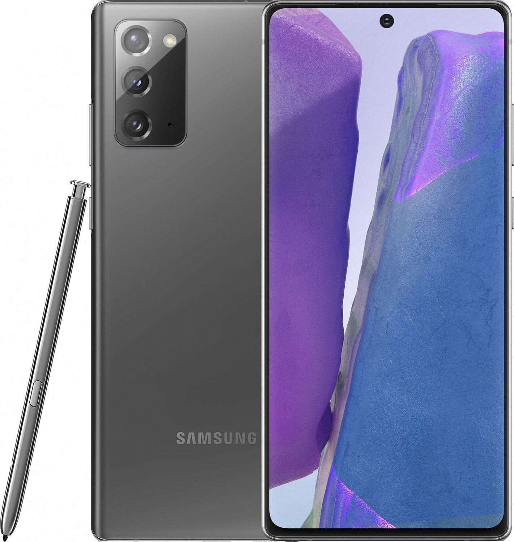 Смартфон Samsung Galaxy Note 20 8/256Gb Gray фото 1