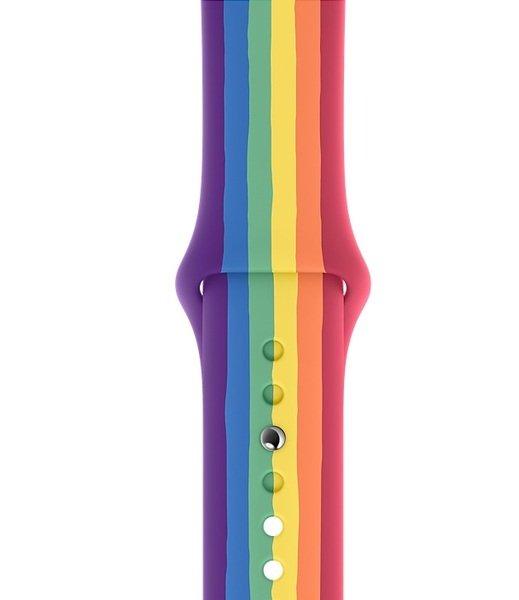 Купить Ремешки для Apple Watch, Ремешок Apple Watch 40mm Sport Band Regular Pride Edition (MY1X2ZM/A)