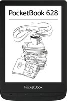 Електронна книга PocketBook 628 Ink Black