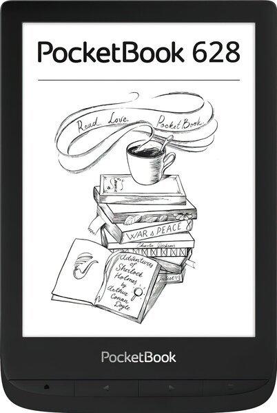 Электронная книга PocketBook 628 Ink Black