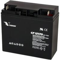 Акумуляторна батарея Vision CP 12V 17Ah (CP12170H)