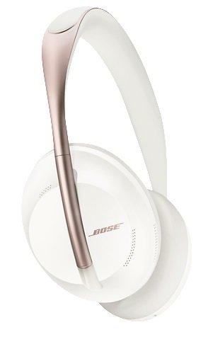 Навушники Bose Noise Cancelling Headphones 700 White фото1