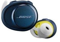 Наушники Bose SoundSport Free Wireless Headphones Blue / Yellow