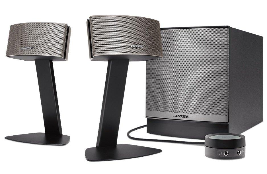 Акустична система 2.1 Bose Companion 50 для ПК Silver фото1