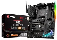 Материнська плата MSI B450 GAM PROCAR MAXWIFI