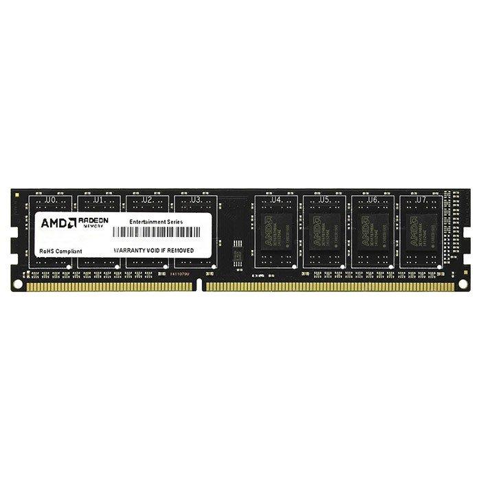Пам'ять для ПК AMD DDR3 1600 2GB 1.5V (R532G1601U1S-U) фото1