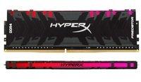 Пам'ять для ПК Kingston DDR4 4600 16GB KIT (8GBx2) XMP HyperX Predator RGB (HX446C19PB3AK2/16)