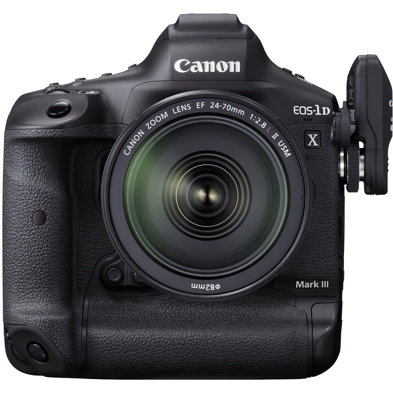 Фотоаппарат CANON EOS 1DX Mark III Body (3829C010) фото 1