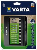 Зарядное устройство VARTA LCD MULTI CHARGER PLUS