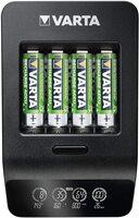 Зарядное устройство VARTA LCD Smart Plus CHARGER+4xAA 2100 mAh
