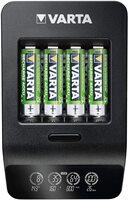 Зарядний пристрій VARTA LCD Smart Plus CHARGER+4xAA 2100 mAh