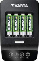 Зарядний пристрій VARTA LCD Ultra Fast Plus Charger+4xAA 2100 mAh