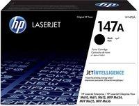 Тонер-картридж HP 147A LaserJet MFP 611/612/635/636 Black