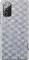 Чехол Samsung для Galaxy Note 20 Kvadrat Cover Gray