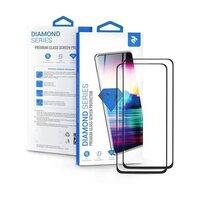 Защитное стекло 2E для Huawei P40 lite 2.5D FCFG Black border