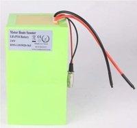 Батарея OSN POwer LiFePO4 24V 30Ah с 25A BMS