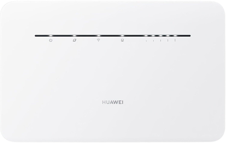 Роутер HUAWEI B535-232 4G WiFi White фото1