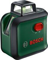 Нивелир лазерный BoschAdvancedLevel 360 Basic, 24м, зеленый луч, склон