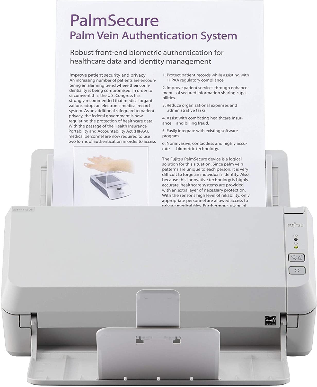 Документ-сканер A4 Fujitsu SP-1125N (PA03811-B011) фото