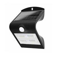 Светильник уличный LED Solar LED черный